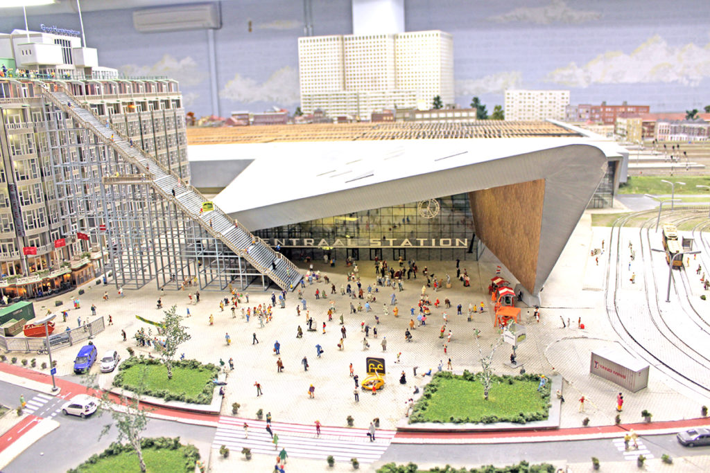 Miniworld Rotterdam, minder bekend dan wenselijk