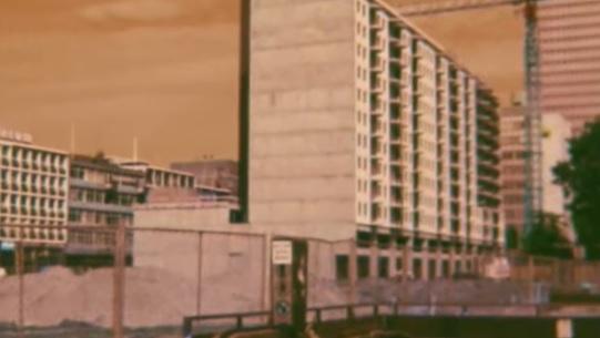 Amateurbeelden Rotterdam, begin jaren tachtig