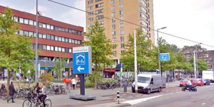 Waar stond het Eudokia Ziekenhuis eigenlijk?