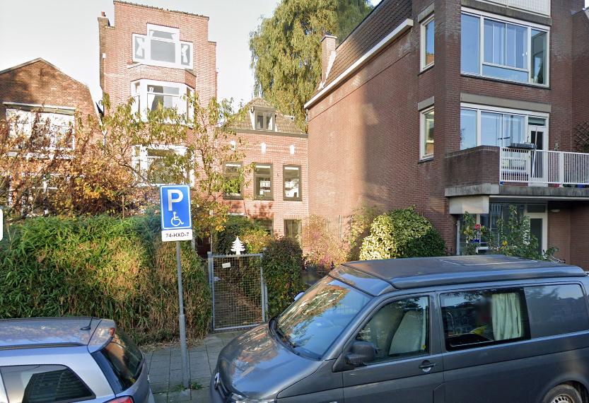 Wat maakt dit huis op de Noordsingel zo spookachtig?